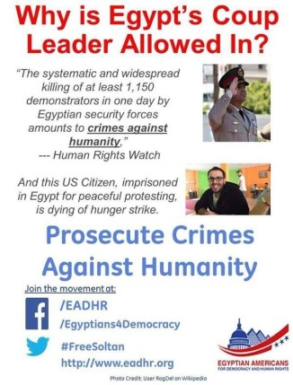 Egyptians for Democracy Ad