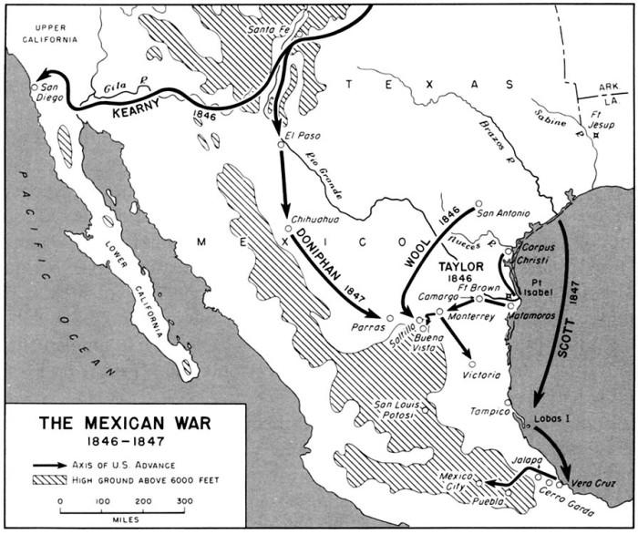 mexico campaigns