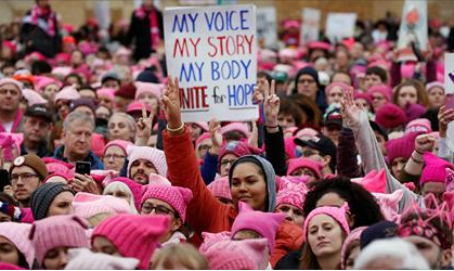 womens_protest_against_trump