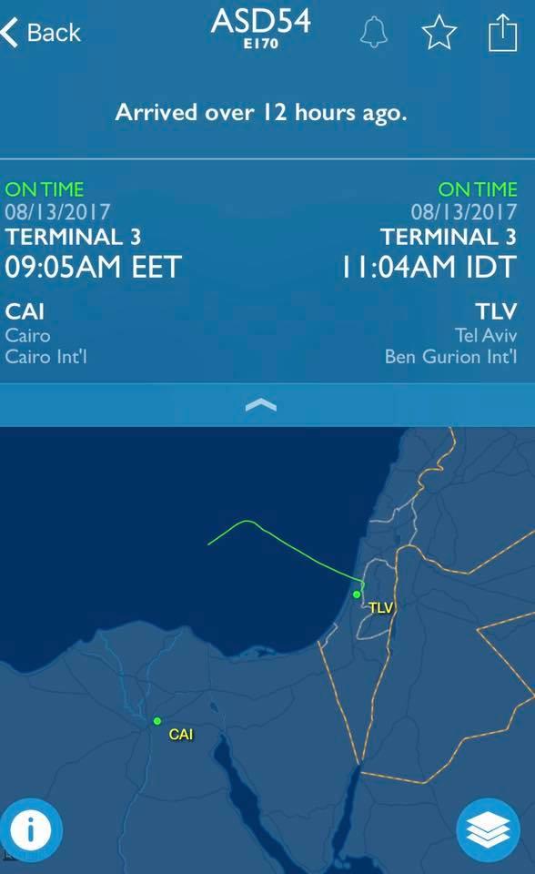 Air_Travel_Between_Cairo_Tel_Aviv_2