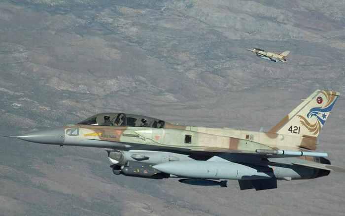 israel-airstrikes-sinai-egypt